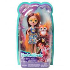Enchantimals Кукла Felicity Fox, DVH87_DVH89