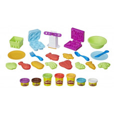 "Набор для лепки Play-Doh ""Готовим обед"", 27 предметов, E1936EU4"