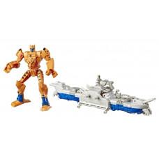Игрушка-трансформер Transformers Кибервселенная Алмазная броня элитного класса Читор, E5559