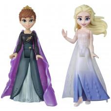 Комплект фигурок Frozen Холодное сердце 2 Анна-королева и Эльза-королева, E5505EU4_frozen2