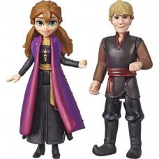 Комплект фигурок Frozen Холодное сердце 2 Анна и Кристофф, E5505EU4_frozen3