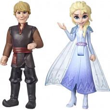 Комплект фигурок Frozen Холодное сердце 2 Эльза и Кристофф, E5505EU4_frozen4
