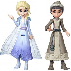 Комплект фигурок Frozen Холодное сердце 2 Эльза и Ханимарен, E5505EU4_frozen5