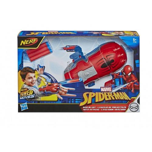 Игрушка Hasbro Nerf Браслет Человека-паука E7328EU4