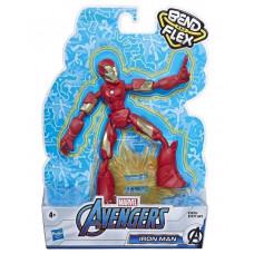 Фигурка Avengers Мстители Бенди Железный Человек, E7377_7870