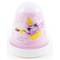 """Слайм KiKi """"Monster's Slime Fluffy"""" Фиолетовый Ваниль FL007"""