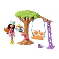 Игровой набор с куклой Enchantimals. FRH44_45