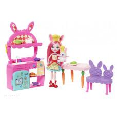 Игровой набор с куклой Enchantimals, FRH44_47