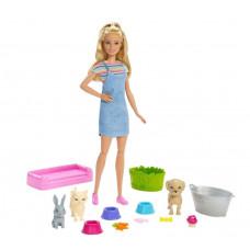 Игровой набор с куклой Barbie Домашние питомцы, FXH11_10