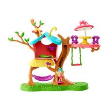 """Игровой набор с куклой Enchantimals """"Домик бабочек"""", GBX08"""