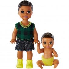 Набор игровой Barbie Братья и сестры GFL30_GFL32