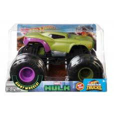 Машинка Hot Wheels Monster Trucks Hulk, FYJ83_GJG69