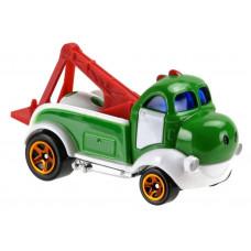 "Машинка Hot Wheels Caracter Гейминг Super Mario ""Yoshi"", GJJ23_4"