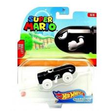 "Машинка Hot Wheels Caracter Гейминг Super Mario ""Bullet Bill"", GJJ23_8"