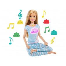 Игровой набор с куклой Barbie Йога, GNK01