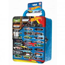 Hot Wheels Портативный кейс для хранения 18 машинок HWCC2