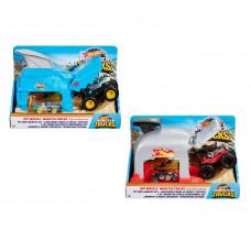 """Игровой набор Hot Wheels Монстр-Трак игровой набор """"Пусковой гараж"""" в ассортименте GKY01"""