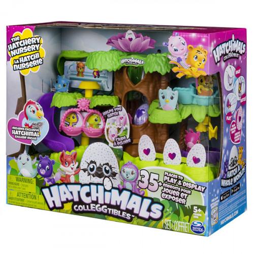 """Hatchimals Хетчималс Игровой набор """"Детский сад для птенцов"""", 19109"""