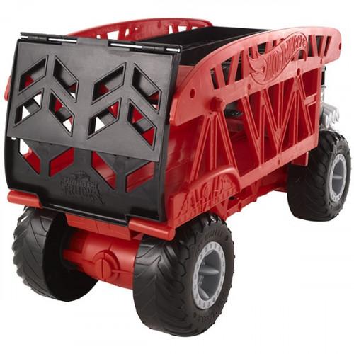Hot Wheels Monster Trucks Тягач-перевозчик  Монстр Мувер FYK13