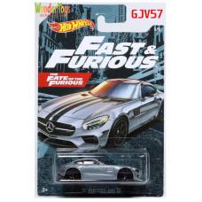Машинка Hot Wheels Mercedes AMG GT, K710_GJV57