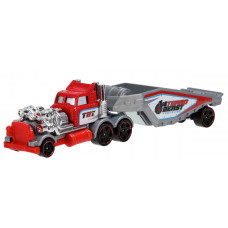 Hot Wheels Track Stars Трейлер Turbo Beast, K817_ CGJ41