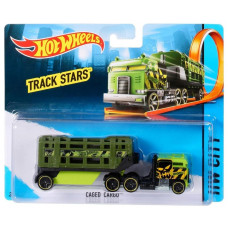 Hot Wheels Track Stars Трейлер Caged Cargo, K817_BFM73