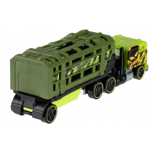 Hot Wheels Track Stars Трейлер Caged Cargo, K817_BFM73