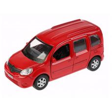 Машина металлическая Renault Kangoo, 12см, инерционная, Технопарк. KANGOO_RD