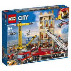 Конструктор LEGO City  Воздушная полиция: авиабаза 60210