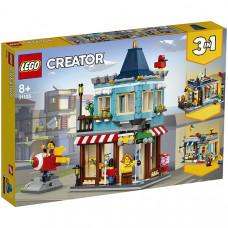 LEGO Creator Криэйтор Городской магазин игрушек