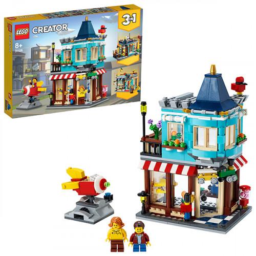 LEGO Creator Криэйтор Городской магазин игрушек 31105