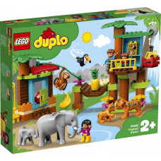 Конструктор LEGO DUPLO Тропический остров 10906