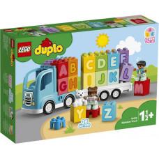 "Конструктор LEGO DUPLO ""Грузовик Алфавит"", 10915"
