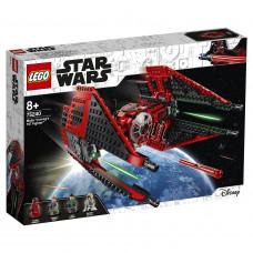 Конструктор LEGO Star Wars  Истребитель СИД майора Вонрега, 75240