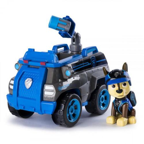 Игровой набор Щенячий патруль Paw Patrol Машина спасателя Гонщик, 16702_chase