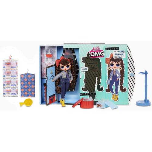 L.O.L. Surprise Кукла ЛОЛ OMG Busy B.B. (2 волна) 23 см 559788_21