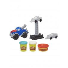 Набор для лепки Play-Doh Wheels Эвакуатор E66905L0