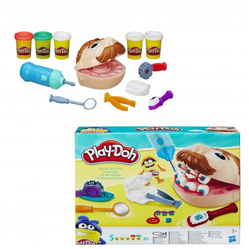 Игровой набор для лепки Play-Doh Мистер Зубастик B5520EU4