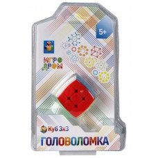 "Головоломка 1TOY ""Куб 3 х 3"", Т14202"