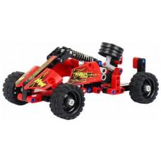 Пластиковый конструктор 1TOY Hot Wheels Formula, Т15402