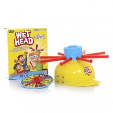 Настольная игра Wet Head Мокрая Голова Водная Рулетка ZG657