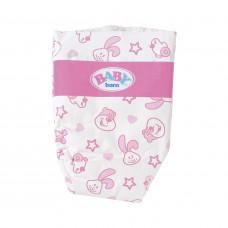 Аксессуар для кукол Zapf Creation Baby Born Памперсы 5 шт, 826-508