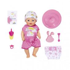 Бэби Борн my little BABY born Девочка Нежное прикосновение, 36 см Zapf Creation Baby born 827-321
