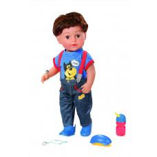 Интерактивная кукла Zapf Creation Baby Born Братик, 43 см, 825-365