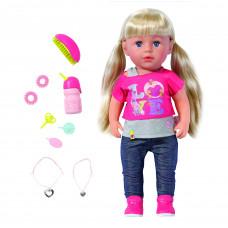 Интерактивная кукла Zapf Creation Baby Born Сестричка 43 см 820-704