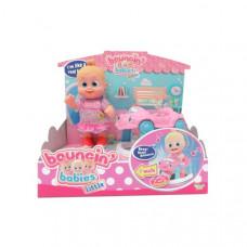 Кукла bouncin' babies Бони с ходунками, 16 см, 803001
