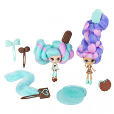 Набор кукол Spin Master Candylocks Минт и Шоко, 8 см, 6054384