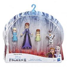 """Игровой набор Disney Princess """"Холодное сердце 2. Делюкс"""" Семья"""
