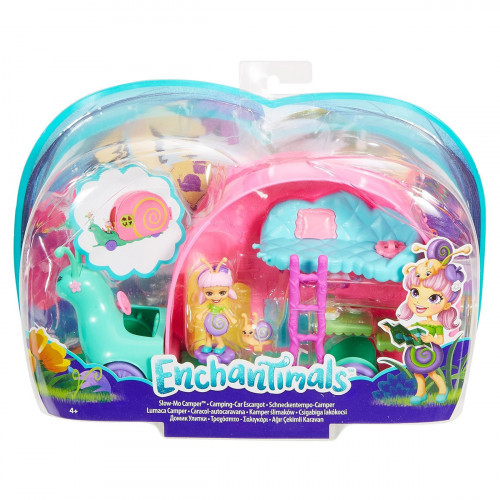 Mattel Enchantimals - Домик улитки GCT42