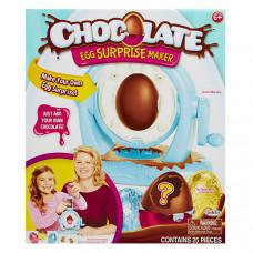 Набор для изготовления шоколадного яйца с сюрпризом Chocolate Egg Surprise Maker 647190